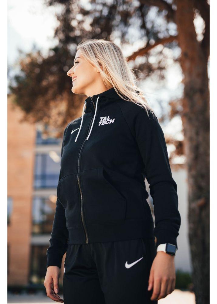 Nike black sweater for women