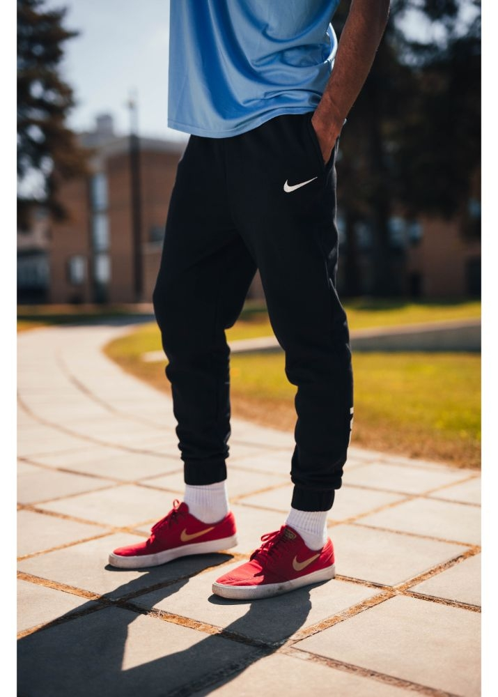 Nike Park black pants for men