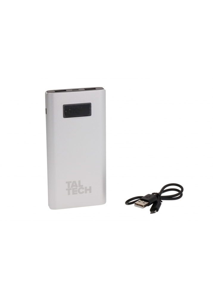 10 000 mAh powerbank with quick charge
