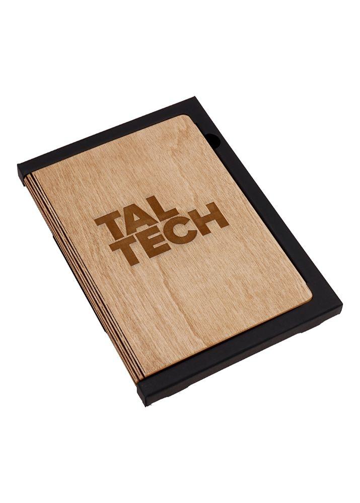KOORwood notebook A5