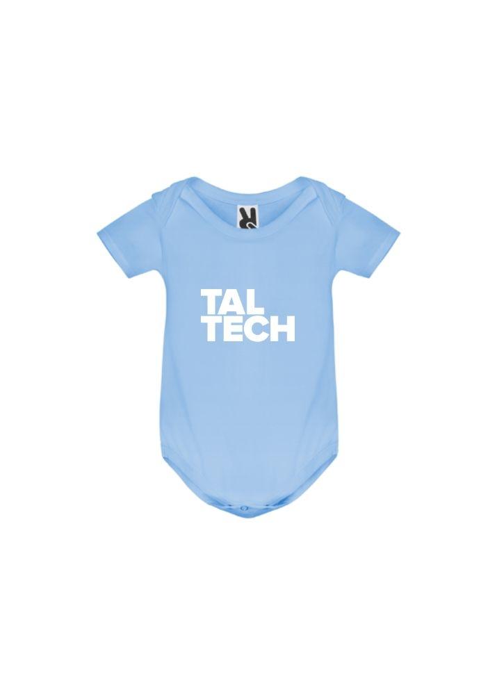 Light blue bodysuit for babies