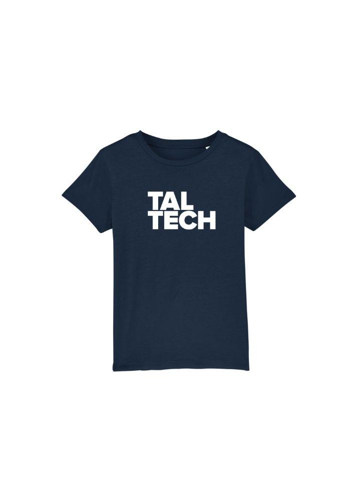 Navy T-shirt for children