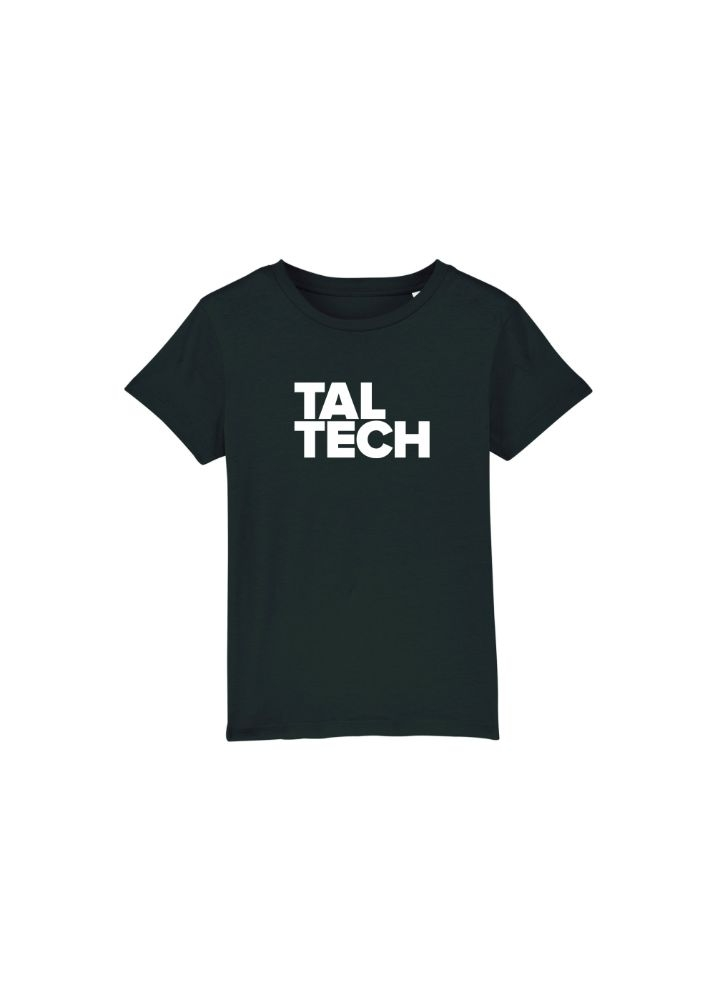 Black T-shirt for children