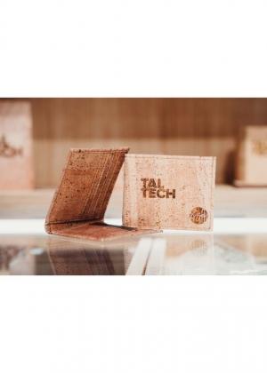 Kräfti wallet made of natural cork
