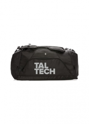 Swiss Peak RFID sports duffle & backpack