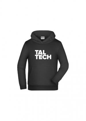 Black hoodie for children