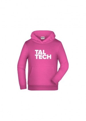 Pink hoodie for children
