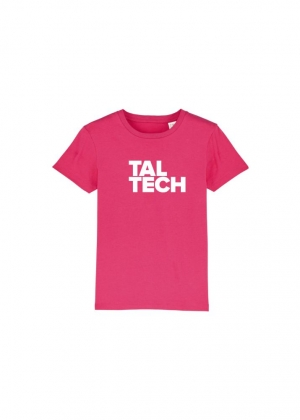 Pink T-shirt for children