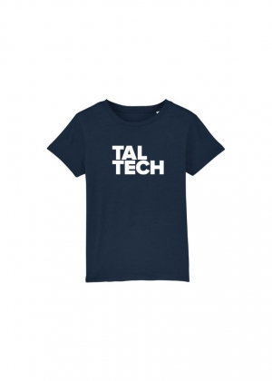Navy T-shirt for children