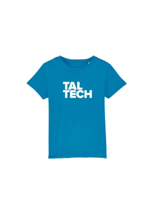 Light-blue T-shirt for children