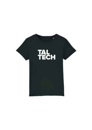 Black T-shirt for children